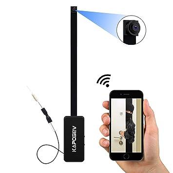 db33b022531 Mini Spy Camera WiFi Hidden camera