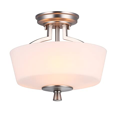 Amazon.com: DVI iluminación dvp7212 Georgetown three-light ...