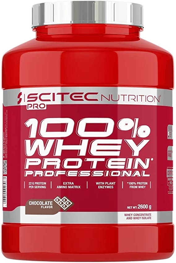 Scitec Nutrition Protein 100% Whey Protein Professional ...