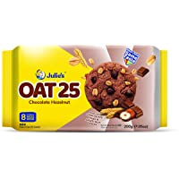 Julie's Oat 25 Chocolate Biscuits, 200g
