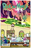 #4: RICK and MORTY #1 2 3, 5 6, 8 9 10 11 12-32, NM, Grandpa, from Cartoon 2015, A