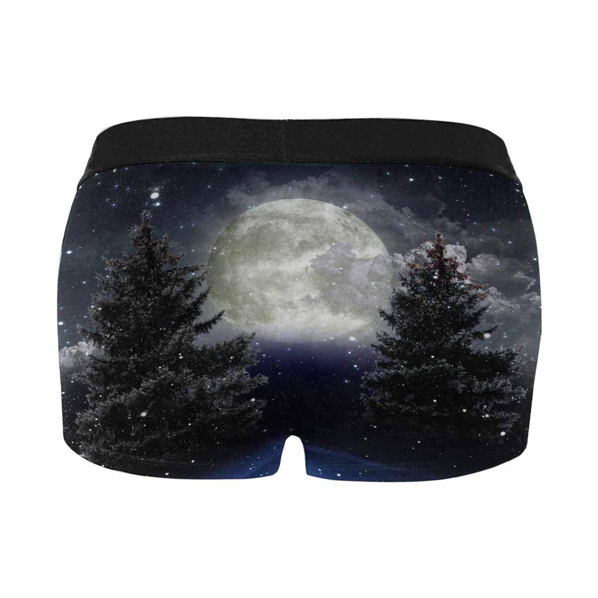 XS-4XL INTERESTPRINT Mens Boxer Briefs Underwear