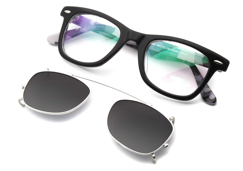 RICH MODE occhiali da sole da uomo e da donna di alta qualit/à con ampia visione Occhiali da vista-doppia funzione