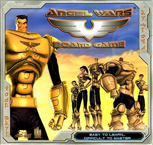 Talicor 4102709 Family Games Angel Wars Board Game