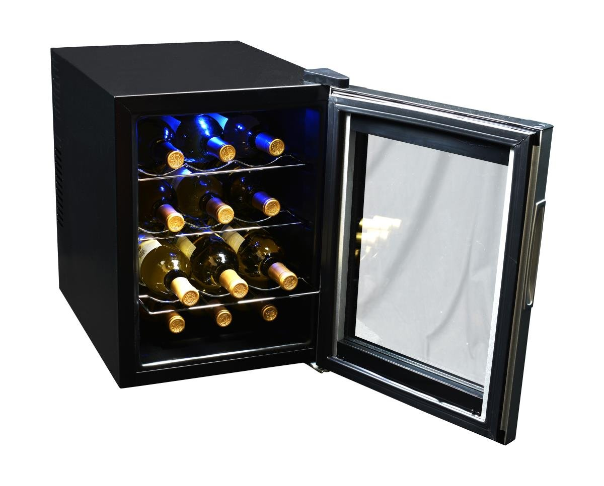 Avalon Bay AB-WINE12S 12 Bottle Single Zone Wine Cooler by Avalon Bay (Image #6)