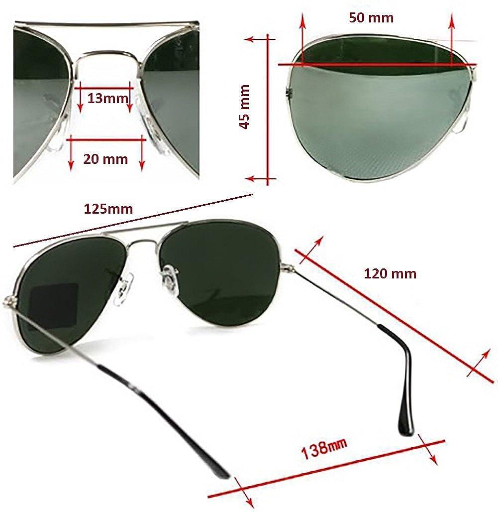 4sold Joven Polarized Gafas de sol Kids en muchos combinaciones cl/ásica Gafas unisex multicolor