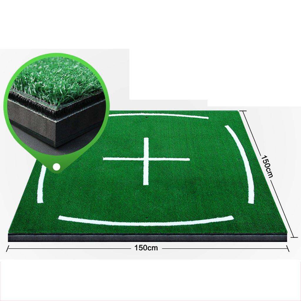 ゴルフ屋内練習マットパットプラクティスマット2色オプション B07DQQS7SN 2#