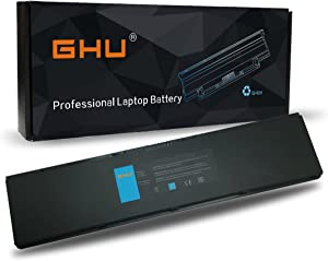 GHU Battery 45 WH F38H7 3RNFD Replacement for Dell Latitude 14 7000 Series ultrabook E7440 E7450 E7420 Fit V8XN3 34GKR T19VW PFXCR 451-BBFY 451-BBFT 451-BBFN G0G2M 451-BBFS e225846 451-bbqe 6g86k