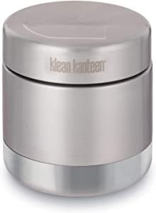 Klean Kanteen Double Wall Vacuum Insulated Stainless Steel Food Canister Container with Leak Proof Lid