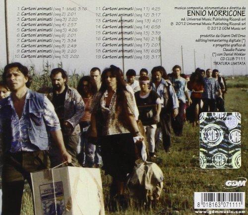 Ennio Morricone Cartoni Animati Amazoncom Music
