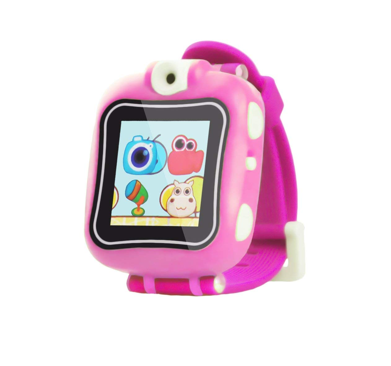 IREALIST Kids Smartwatch, Touchscreen Smart Watch with 90°Rotating Camera, Support Take Photos, Play Games, Video/Sound Recording,Timer, Alarm Clock