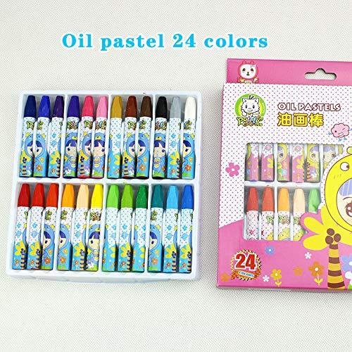 Pasteles al Óleo - Suministros de Arte 12/18/24 12 Colores ...