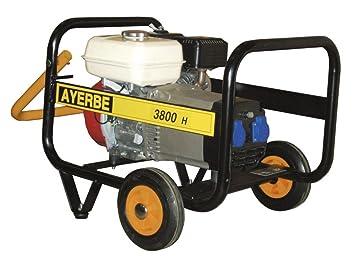 Ayerbe 5420020 - Generador 5420020 3800 H-Mn Honda Gx-160: Amazon.es: Bricolaje y herramientas