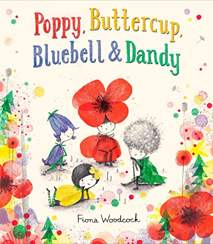 (Poppy, Buttercup, Bluebell, and Dandy)