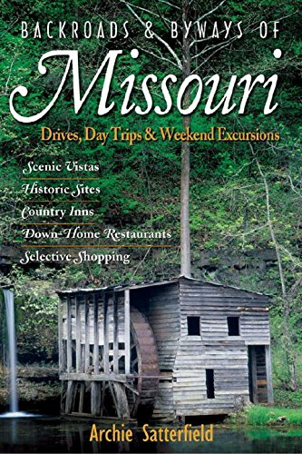 Backroads Byways Missouri Weekend Excursions product image
