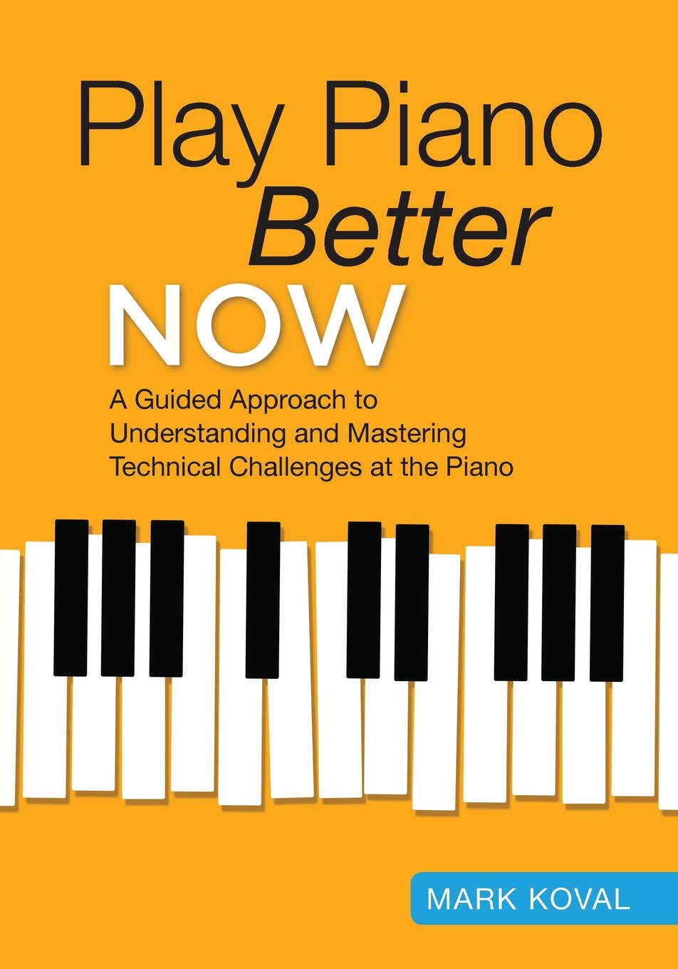 Download Play Piano Better Now: A Guided Approach to Understanding and Mastering Technical Challenges at the Piano pdf epub