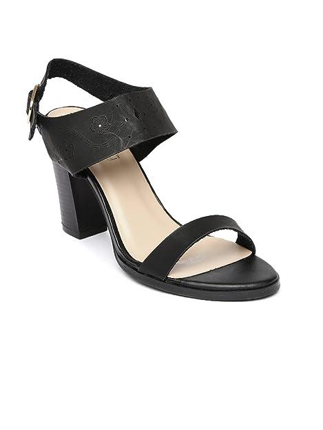 15bedf55c94d DressBerry Women Black Heels (7UK)  Buy Online at Low Prices in ...