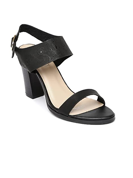 b6b0809573b DressBerry Women Black Heels (7UK)  Buy Online at Low Prices in ...