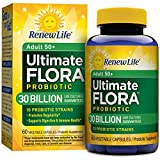 Best Dietary Supplement For Adults - Renew Life Adult 50+ Probiotic, Ultimate Flora, 30 Review