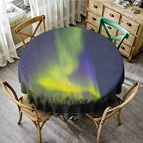(Rank-T Round Tablecloth Theme 40