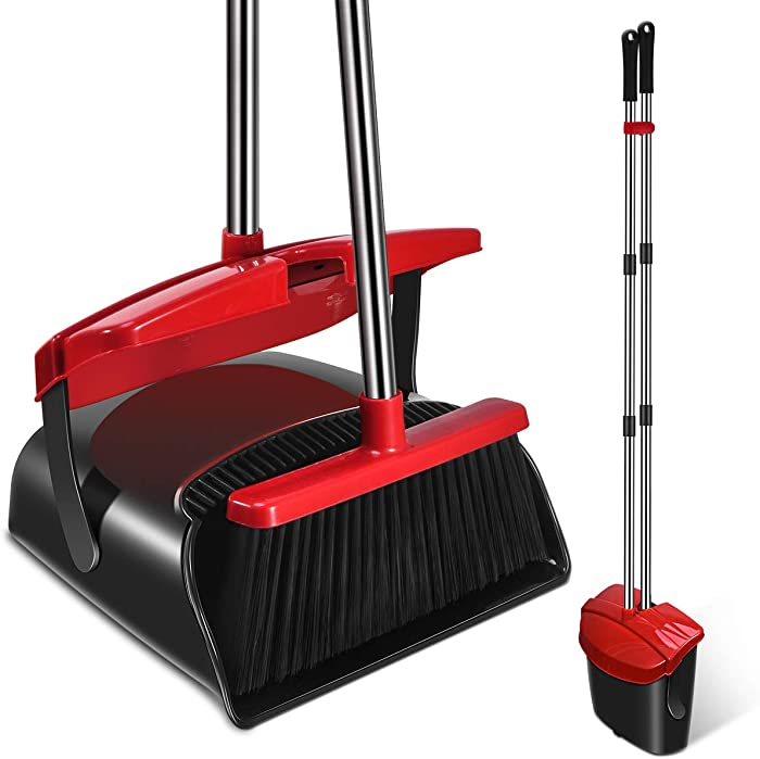 The Best Home Dust Pan And Broom Light Weight
