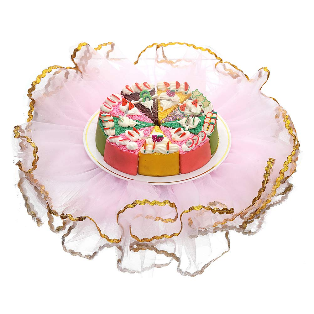 6a077c2303 Billiards Pink BESTONZON 3pcs Wine Bottle Decoration Cover Tutu Skirt  Wedding Birthday Baby Shower Party Tulle Table Decorations ...