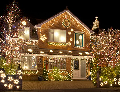 Homestarry Outdoor String Lights,Dimmable LED Starry String lights Perfect for Bedroom,Garden ...