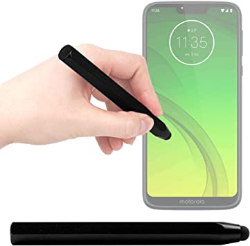 DURAGADGET Lápiz Stylus Negro para Smartphone Motorola Moto ...