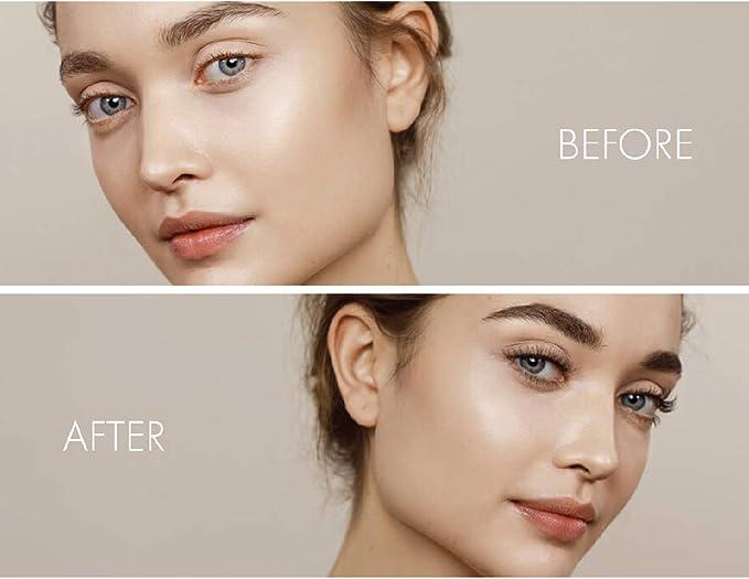 Salon System - Tinte para cejas y pestañas, color marrón ...