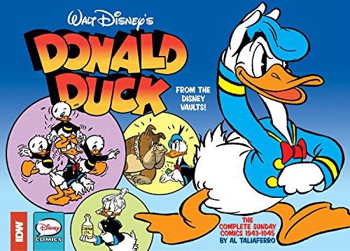 Walt Disney World Donald Duck (Walt Disney's Donald Duck: The Sunday Newspaper Comics Volume 2)