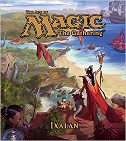 Buy The Art of Magic: The Gathering - Ixalan: 5 Book Online