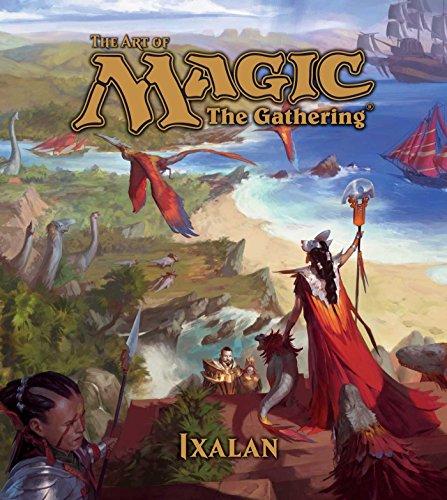 - The Art of Magic: The Gathering - Ixalan