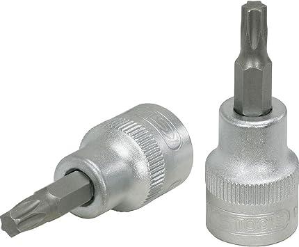 KS Tools conexión para llave de vaso 911.1526 t45 acero cromovanadio