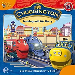 Trainingszeit für Harry (Chuggington 13)