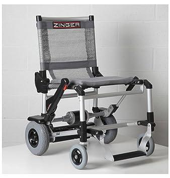 Hyseco Mobility Silla de Ruedas eléctrica Zinger: Amazon.es ...