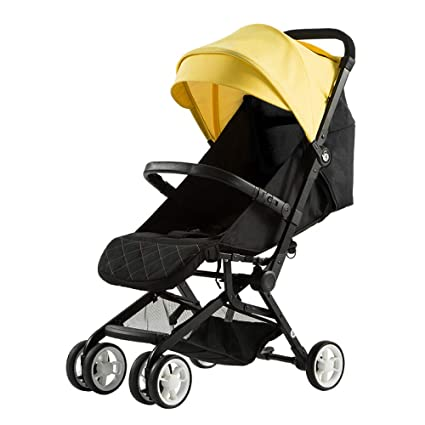 Amazon.com: CTO Czz Stroller, Baby Folding Ultra-Light, Can Sit ...