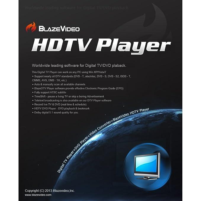 BLAZE HDTV DVB-T DRIVERS WINDOWS XP