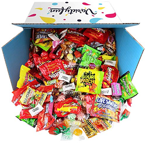Candy Bulk Mix Assorted Classic Variety Pack by Variety Fun (112 Oz)