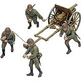 ファインモールド 1/35 日本陸軍 四一式山砲 連隊砲 プラモデル FM39