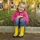 Lone Cone Children's Waterproof Rubber Rain Boots