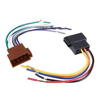 Cable de audio universal con arnés para altavoz de potencia ...