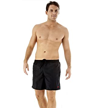 4ec59be92252a Amazon.com: Speedo Shorts Solid Leisure 16 Swimming Shorts: Clothing