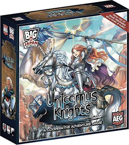 Alderac Entertainment Group Unicornus Knights Board Games