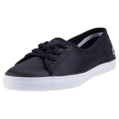 Lacoste Femme Ziane Sneakers blackwhite Chunky 5 3 qFq8wxdr
