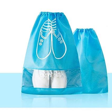 STRIR 10 Piezas Bolsas de Zapatos,Multifunción a Prueba de ...