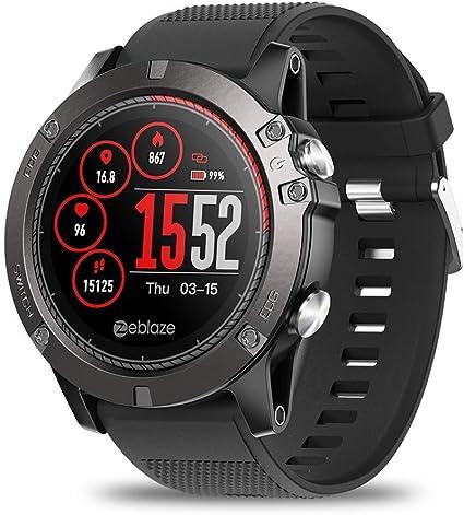 Amazon.com: Zeblaze Vibe 3 ECG Smart Watch, IP67 Waterproof ...