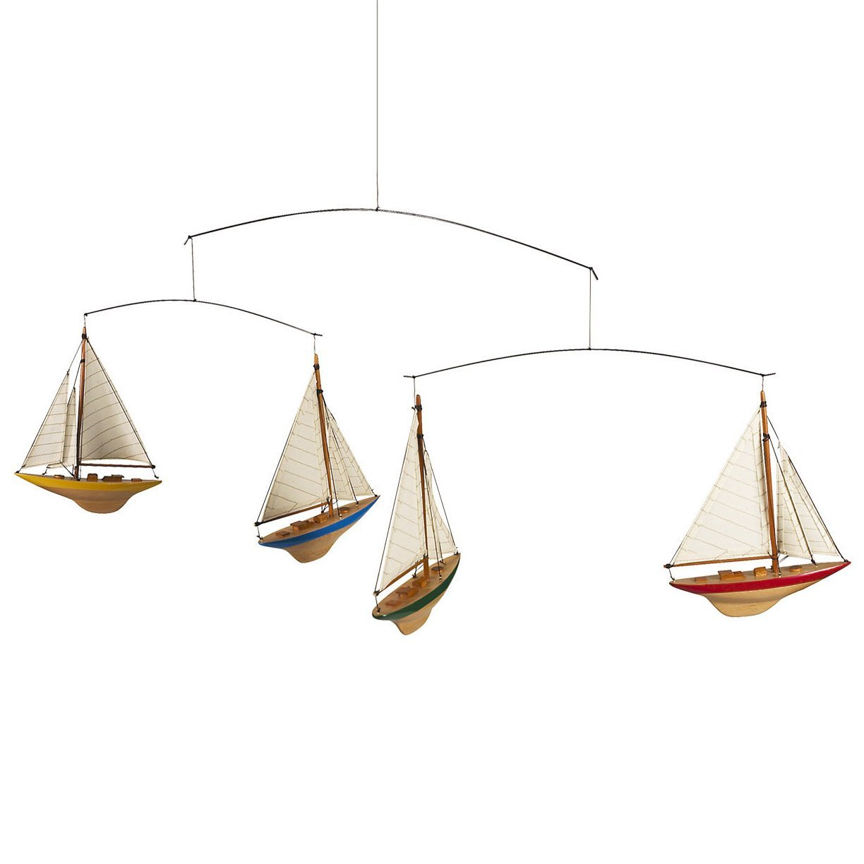 Authentic Models A-Cup Yacht Boat Mobile