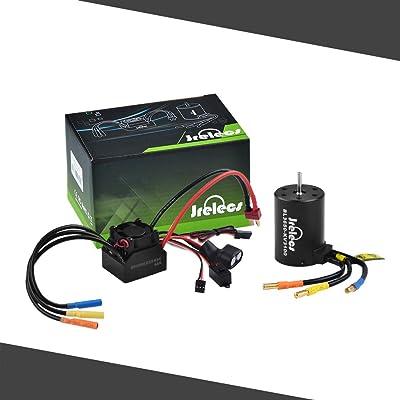 Jrelecs Kingbox Waterproof 3650 3100KV/4P Sensorless