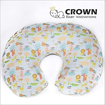 Amazon.com: Crown Baby Innovations - Funda de almohada para ...