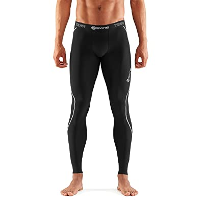 SKINS Men's Dynamic Team Thermal Long Compression Tights